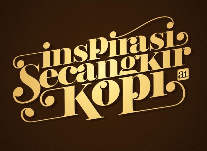Inspirasi Secangkir Kopi