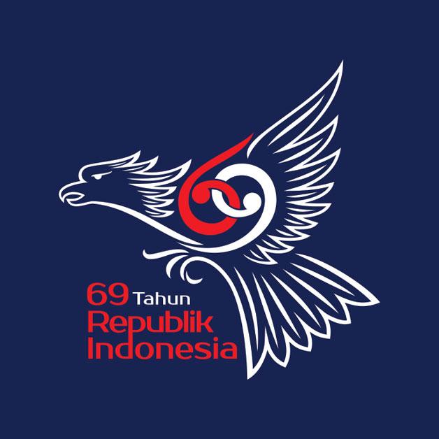 02 Unofficial logo HUT RI Ke-69