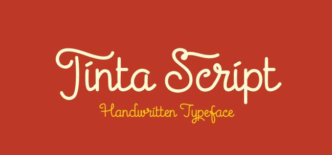Tinta Script 1