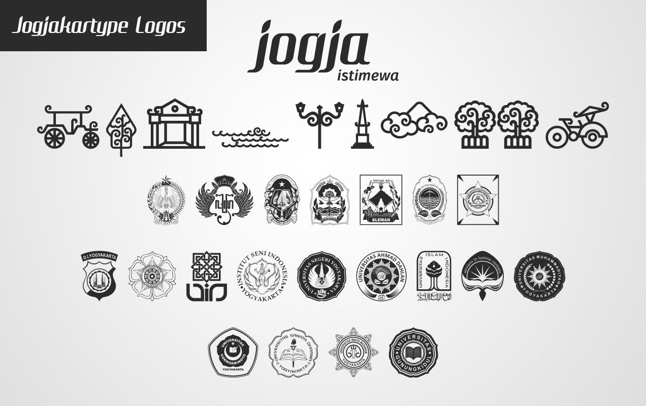 Jogjakartype Logos